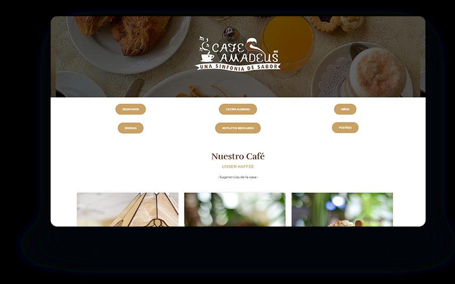 PANTALLA menu amadeus 1